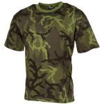 US T-Shirt, halbarm, M 95 CZ tarn, 170 g/m²