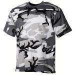 US T-Shirt, halbarm, urban, 170 g/m²