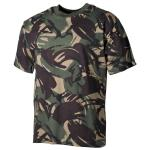 US T-Shirt, halbarm, DPM tarn, 170 g/m²