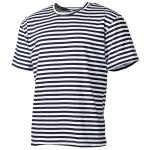 Russ. Marine T-Shirt, halbarm