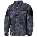 "Einsatzjacke, ""Mission"", Ny/Co, snake black M"