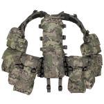 Tactical Weste, mit vielen Taschen, operation-camo