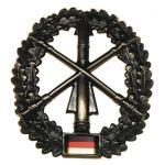 BW Barettabzeichen, Heeresflugabwehr, Metall