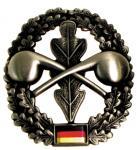 BW Barettabzeichen, ABC-Abwehr, Metall