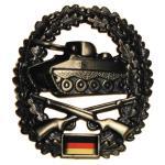 BW Barettabzeichen, Panzergrenadier, Metall
