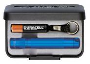 MAGLITE SOLITAIRE, mini, blau, Geschenkbox, (8cm)