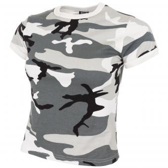 US T-Shirt, Damen, urban