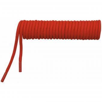Schnürsenkel, rot, Länge 70 cm