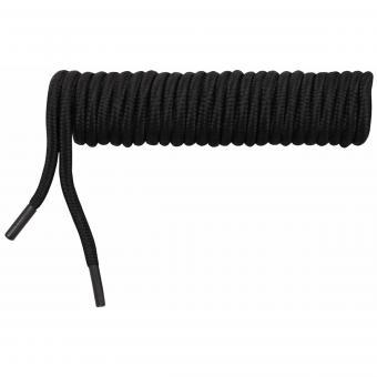 Schnürsenkel, schwarz, Länge 210 cm