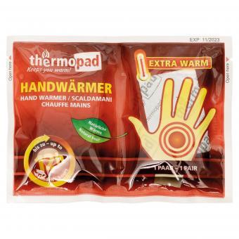 """Handwärmer, """"Thermopad"""", für Einmalgebrauch, ca.12 Std."""