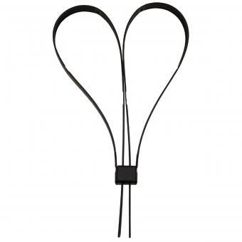 Kunststoffhandschellen, 10 St./P., 550x12,5mm, schwarz