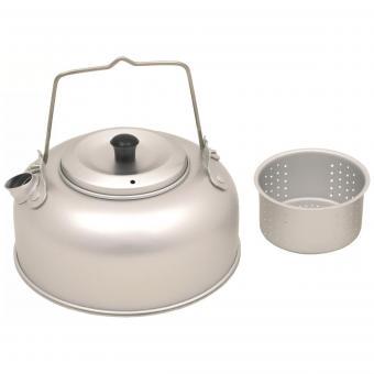 Teekessel, mit Teesieb, Aluminium, 0,95 l (1 Qt)