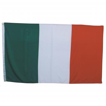 Fahne, Italien, Polyester, Gr. 90 x 150 cm