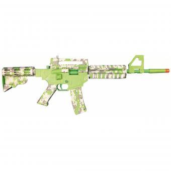 PAPER SHOOTERS, Bausatz, Green Spit