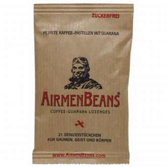 AirmenBeans Pastillen, 21 Pastillen, 7% MwSt.