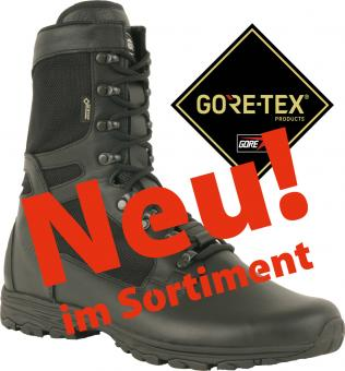 Feldschuh leicht, Equator Alpha GTX , schwarz, Marke Meindl (FEG)