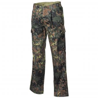 BW Feldhose, flecktarn, 5 Farben, nach original TL