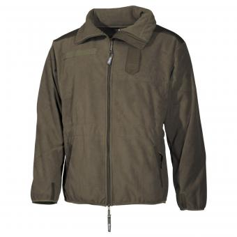 "Fleece-Jacke ""Alpin"", oliv"