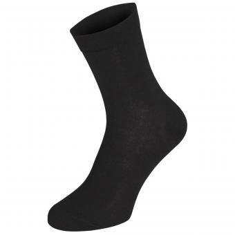 "Socken, ""Oeko"", schwarz"