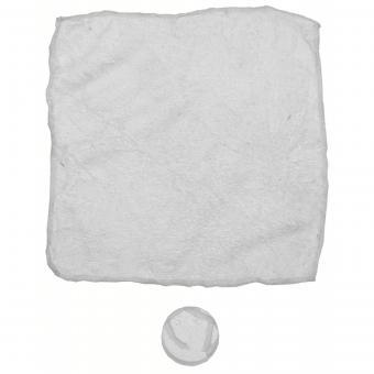 Magisches Tuch, weiß, Microfaser, 5 Stück im Beutel
