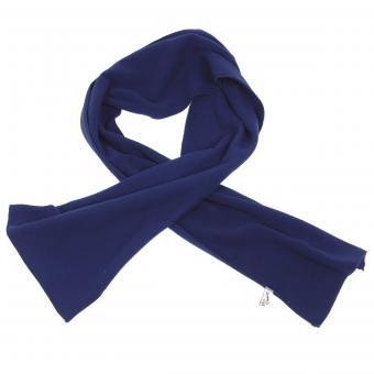 Fleece-Schal, blau, ca. 160 x 25 cm
