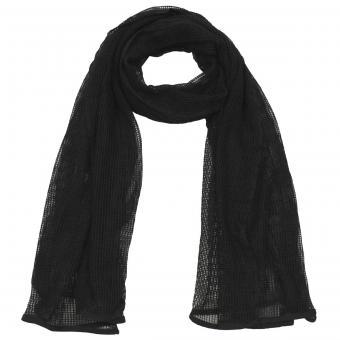 Netzschal, schwarz, ca. 190 x 90 cm