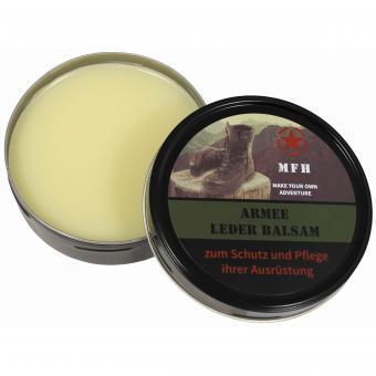 """Lederbalsam, """"Army"""", farblos, 150 ml Dose"""
