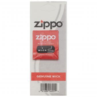 Zippo-Dochte  für Sturmfeuerzeuge