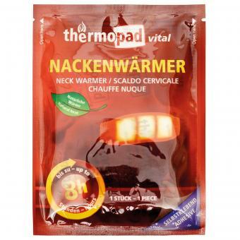 """Nackenwärmer, """"Thermopad"""", 6er Pack, Einmalgebrauch"""