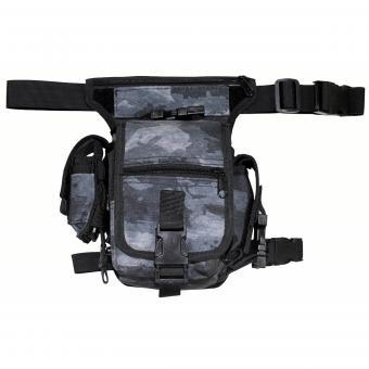 Hip Bag, HDT-camo LE, Bein- und Gürtelbefestigung