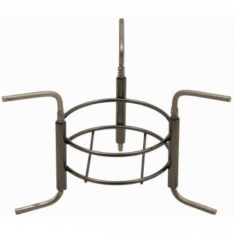 Dreibein für Spirituskocher, klappbar, Stahl