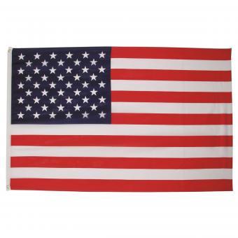 Fahne, USA, Polyester, 90 x 150 cm