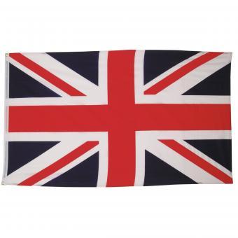 Fahne, Großbritannien, Polyester, 90 x 150 cm