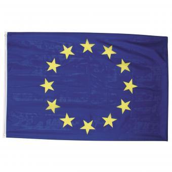 Fahne, Europa, Polyester, 90 x 150 cm