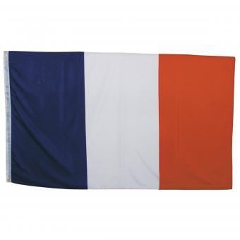 Fahne, Frankreich, Polyester, 90 x 150 cm