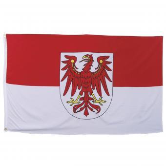 Fahne, Brandenburg, Polyester, 90 x 150 cm