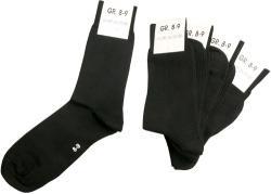 """Socken schwarz, FEG, """"Polizei AUT"""""""