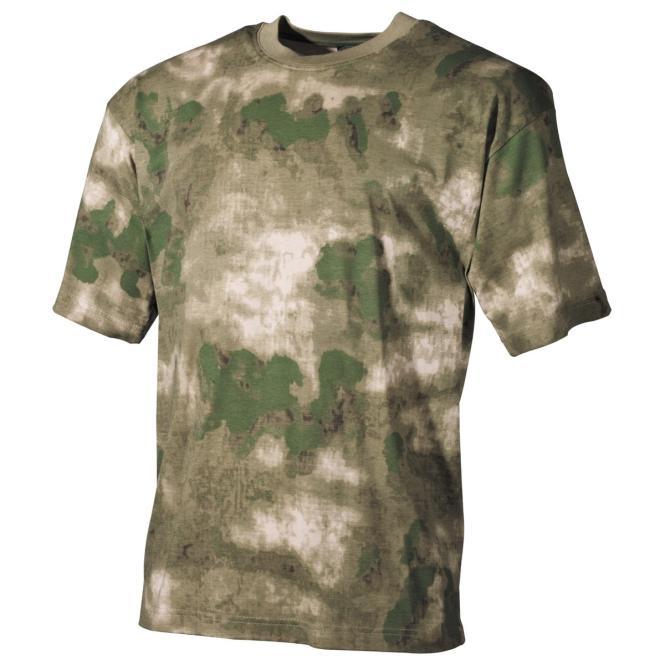 US T-Shirt, halbarm, HDT-camo FG, 170 g/m²