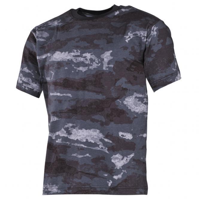 US T-Shirt, halbarm, HDT-camo LE, 170 g/m²