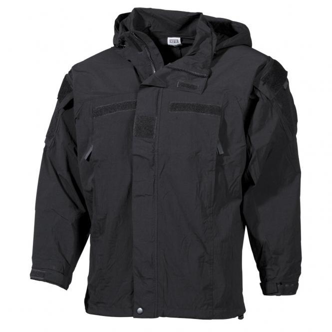 US Soft Shell Jacke, schwarz, GEN III, Level 5