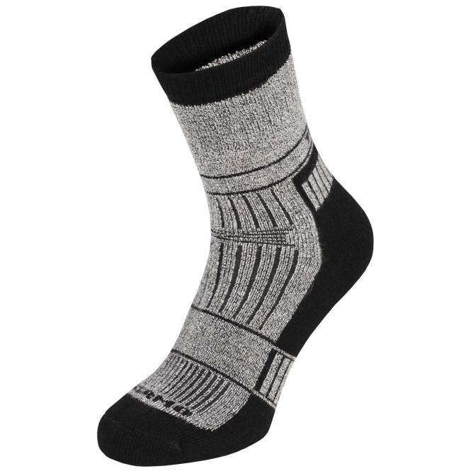 "Thermosocken, ""Alaska"", grau"