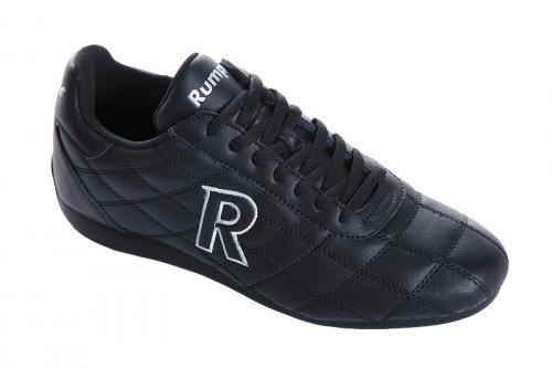 1562 Rumpf Urban Sneaker, Rockabilly, schwarz
