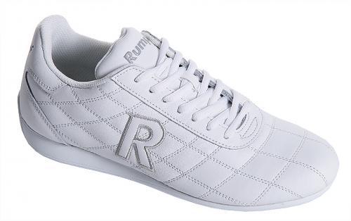 1562 Rumpf Urban Sneaker, weiß
