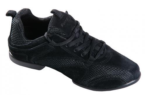 1566 Rumpf Nero Sneaker, schwarz