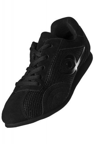 1577 Rumpf Jam Sneaker, schwarz