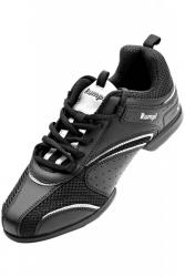 1597 Rumpf Flash Sneaker, schwarz