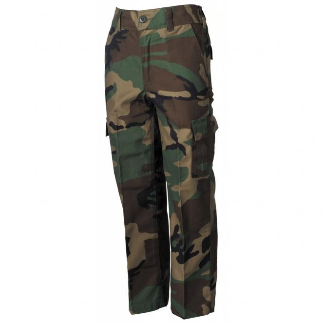 US BDU Kinderhose, woodland