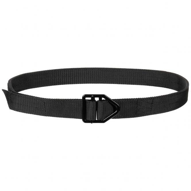 """Koppel, """"Instructor"""", schwarz, Metallverschluss, 4,5 cm breit"""