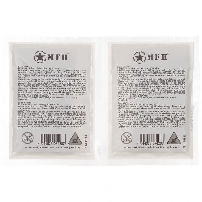 Handwärmer-Kissen, 10,5 x 7 cm für Einmalgebrauch