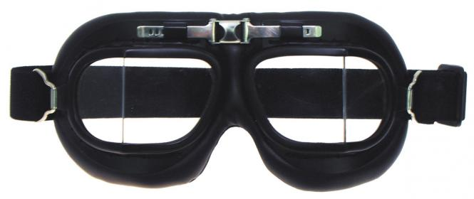 Fliegerbrille, Air Force, Metallrahmen, schwarz
